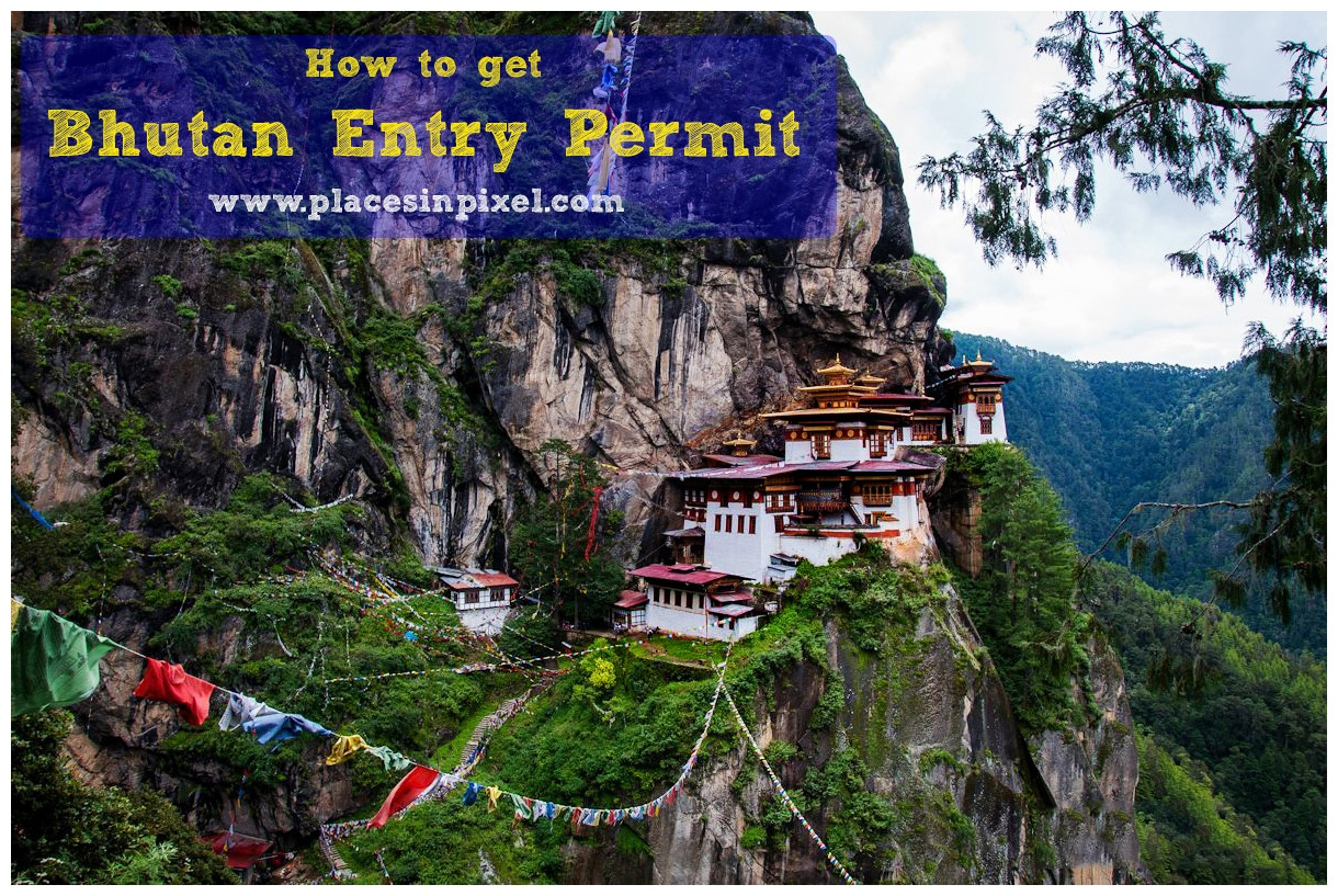 Bhutan Tigers Nest Monastery