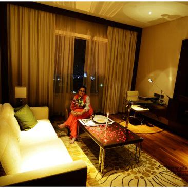 Luxury Treat at The Kochi Marriott Hotel