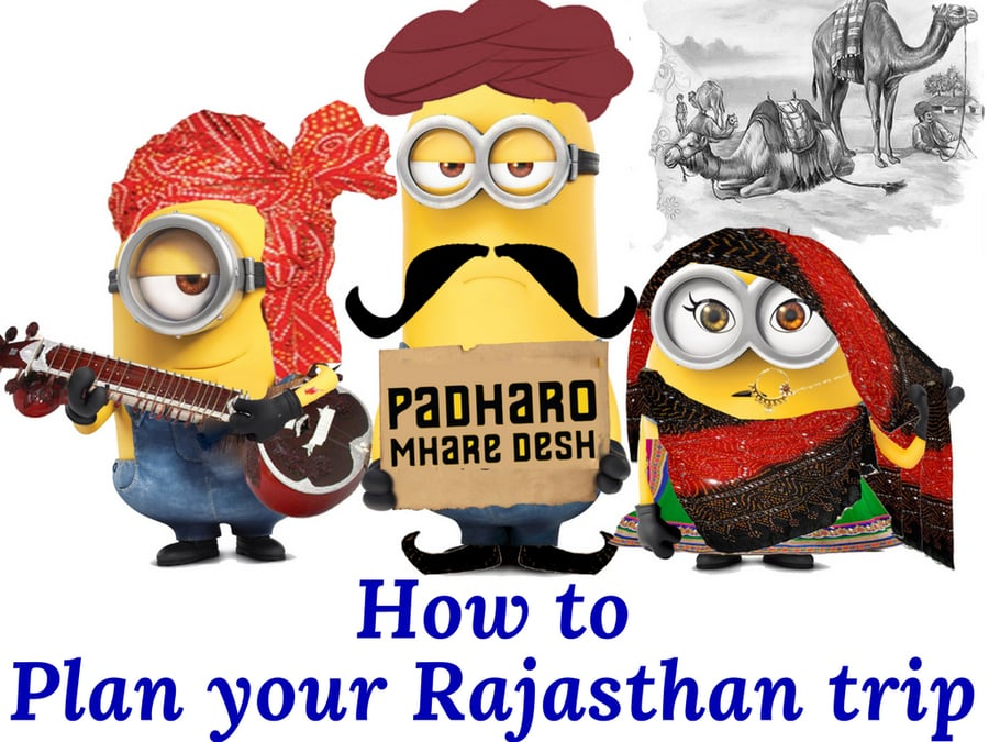 Plan your Rajasthan Trip