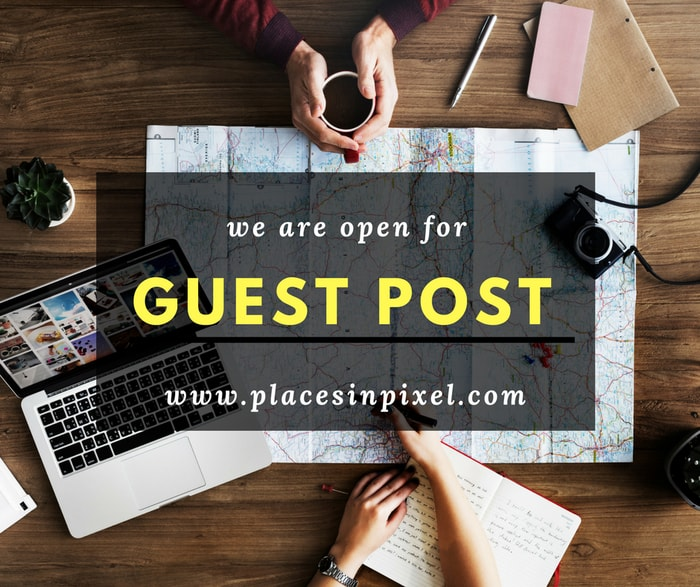 Guest Post - write for us — Places in Pixel
