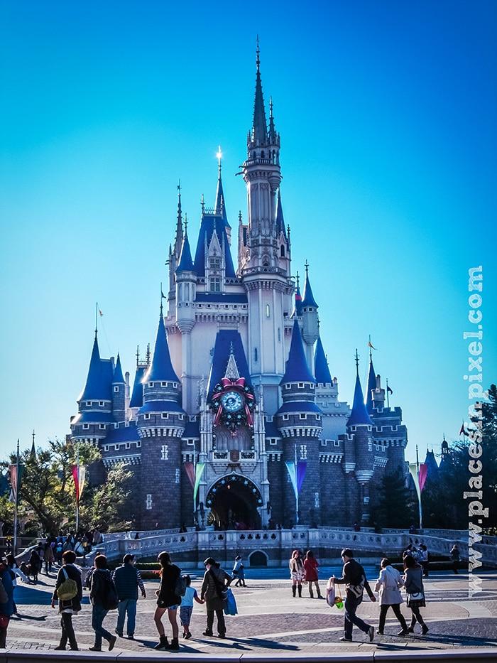 Tokyo Disneyland Tips