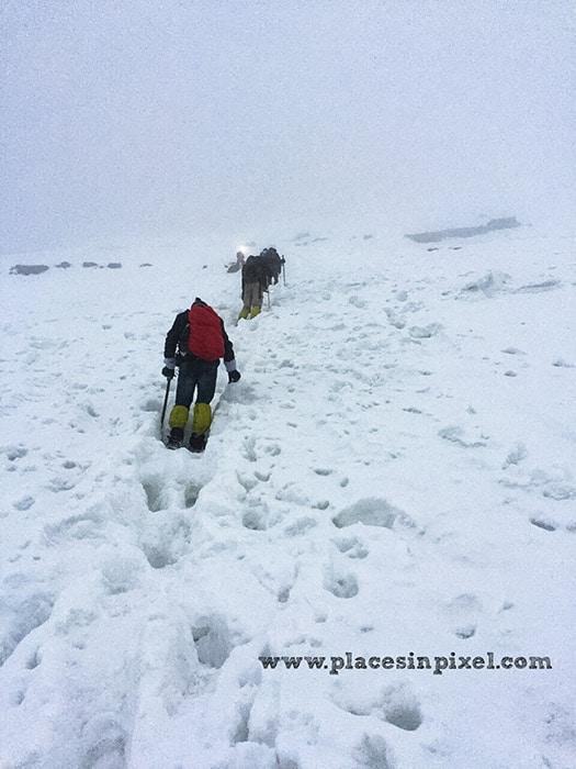 Stok Kangri trek blog
