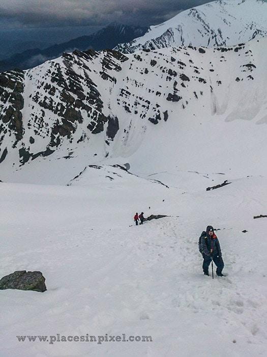 Himalayas trek