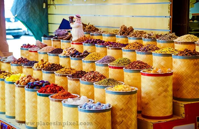 Deira spice souq