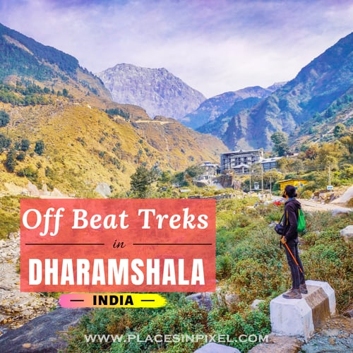 Off Beat Treks in Dharamshala