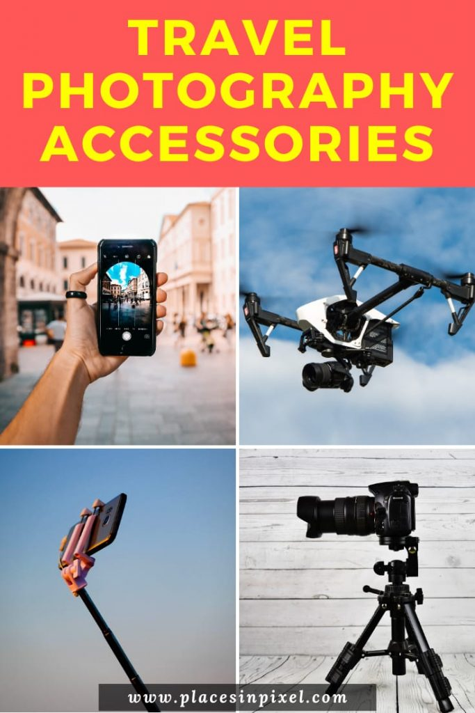 Travel Photography Accessories