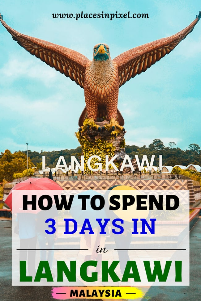 Perfect Langkawi travel itinerary