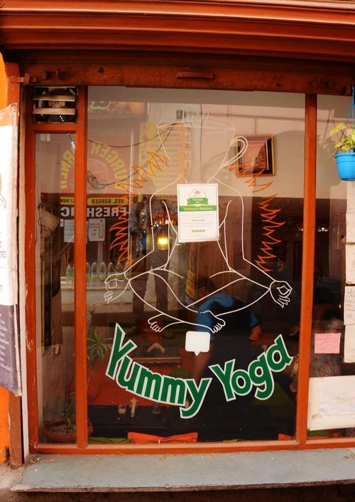 yummy yoga udaipur