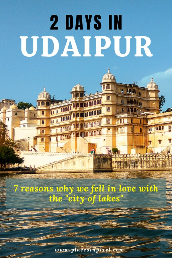 udaipur travel blog