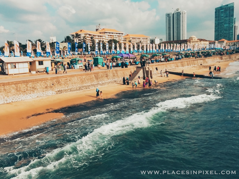 galle face green sri lanka