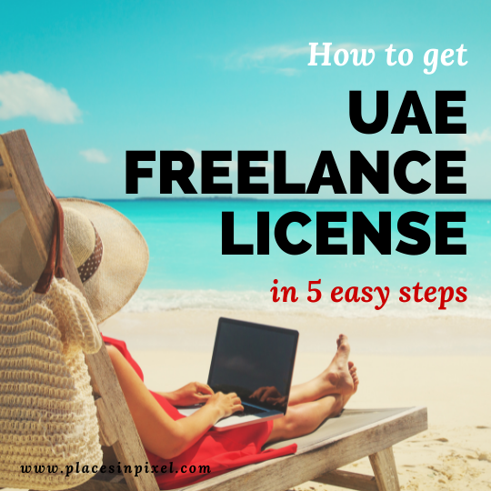 UAE FREELANCE VISA